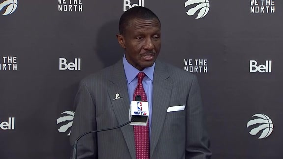 Raptors Post-Game: Dwane Casey - October 21, 2017