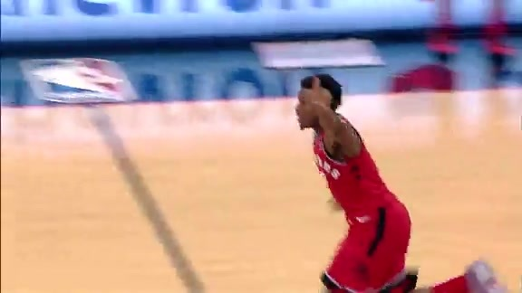 Game Highlights: Raptors at Pelicans - November 15, 2017