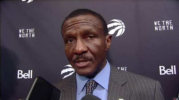Raptors Post-Game: Dwane Casey - November 15, 2017
