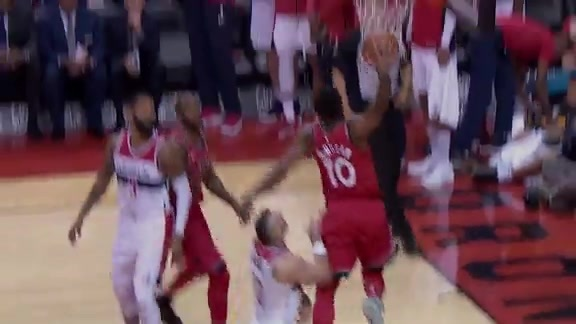 Raptors Highlights: DeRozan Drops the Hammer - November 19, 2017