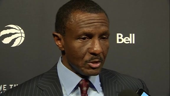 Raptors Post-Game: Dwane Casey - November 24, 2017
