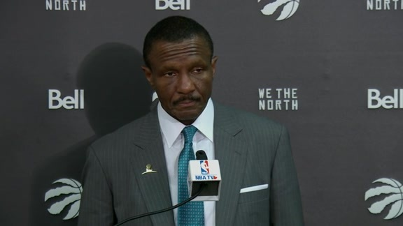 Raptors Post-Game: Dwane Casey - December 5, 2017
