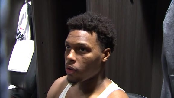 Raptors Post-Game: Kyle Lowry - December 10, 2017