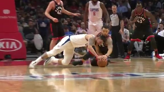 Game Highlights: Raptors at Clippers - December 11, 2017