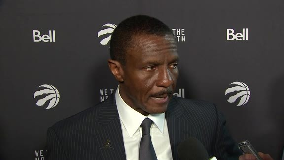 Raptors Post-Game: Dwane Casey - December 11, 2017