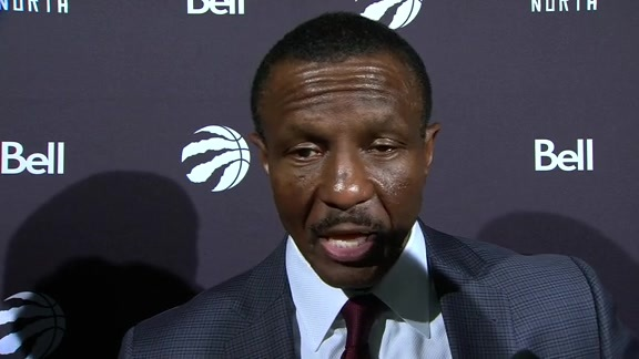 Raptors Post-Game: Dwane Casey - December 13, 2017