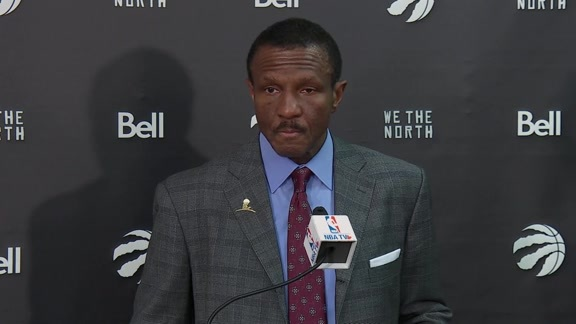 Raptors Post-Game: Dwane Casey - December 15, 2017