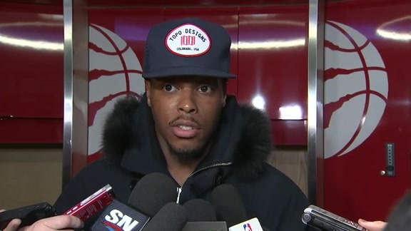 Raptors Post-Game: Kyle Lowry - December 15, 2017