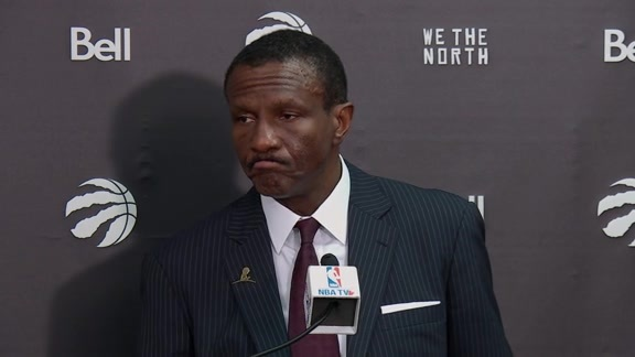 Raptors Post-Game: Dwane Casey - December 17, 2017