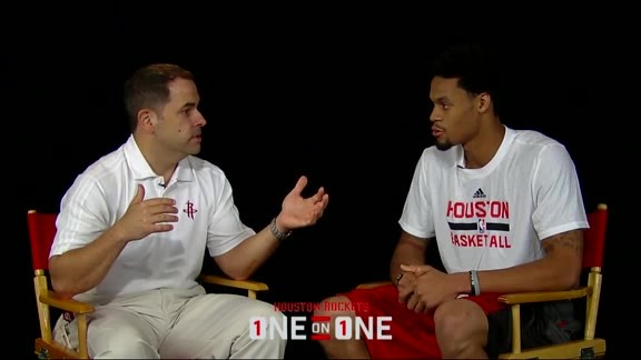 One On One - KJ McDaniels
