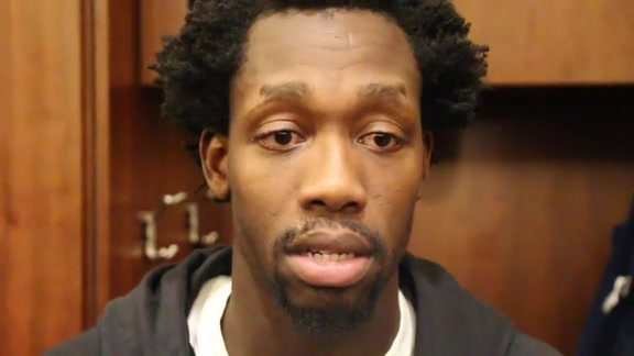 Patrick Beverley: Post Game 10/7/15