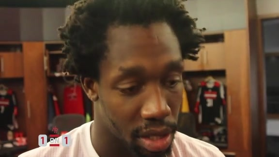 One on One - Patrick Beverley
