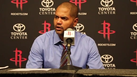 J. B. Bickerstaff: Post Game 11-21-15