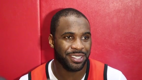 Ty Lawson: Post Practice 11/24/15