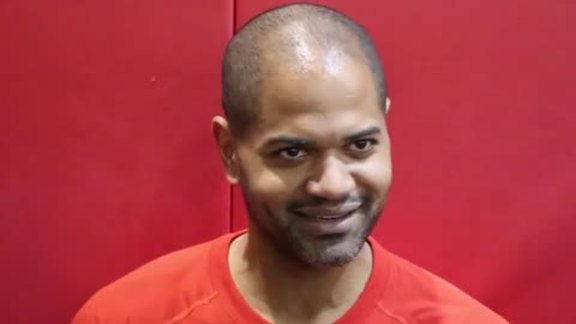 J. B. Bickerstaff: Post Practice 11/23/15
