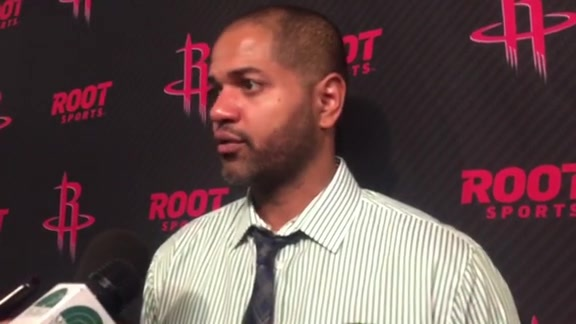J. B. Bickerstaff: Post Game 11/30/15