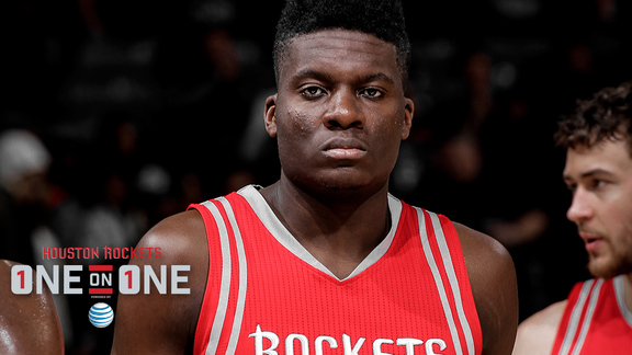 One on One - Clint Capela