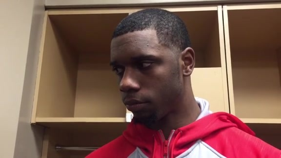 Terrence Jones: Post Game 01-12-16