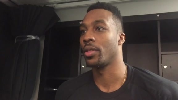 Dwight Howard: Post Game 01-27-16