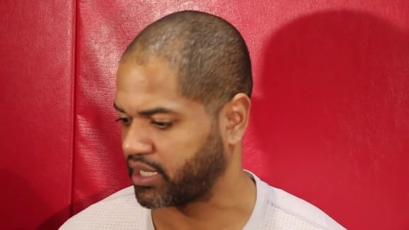 J. B. Bickerstaff: Post Practice 02-02-16