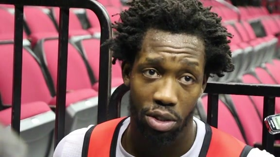 Patrick Beverley: Shoot Around 02/02/16