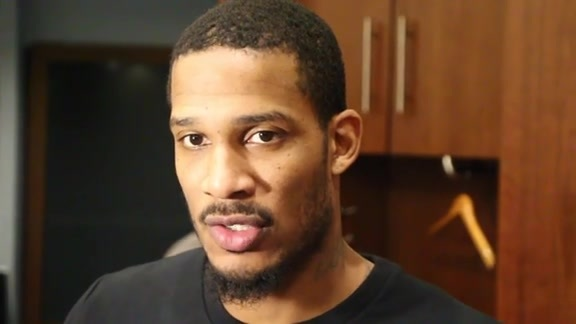 Trevor Ariza: Post Game 02-02-16