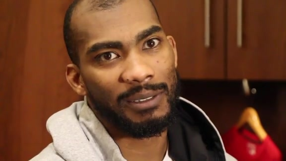 Corey Brewer: Post Game 02-02-16