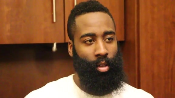 James Harden: Post Game 02-02-16