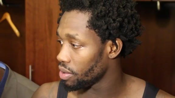 Patrick Beverley: Post Game 02-02-16
