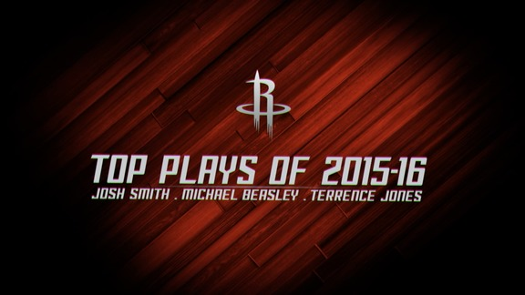 2016 Top Plays - Josh Smith, Michael Beasley & Terrence Jones