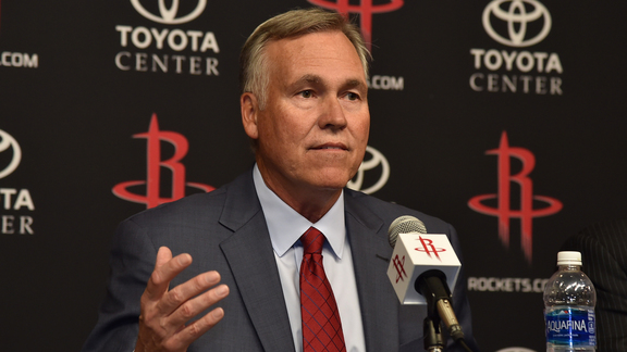 Press Conference: Mike D'Antoni 06/01/16