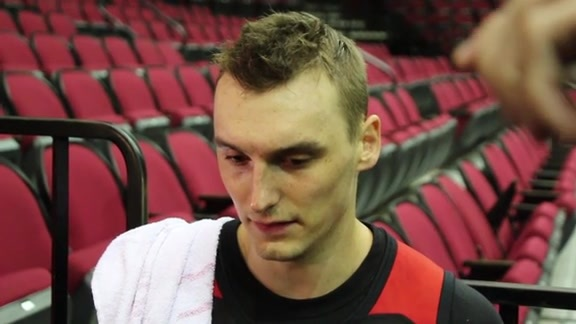 Summer League Mini-Camp: Sam Dekker