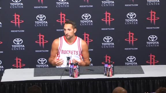 2016 Media Day - Ryan Anderson