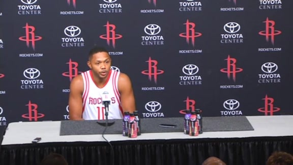 2016 Media Day - Eric Gordon