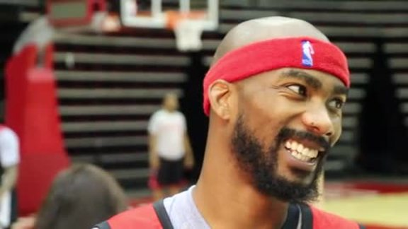 Training Camp 2016: Corey Brewer 09/24/16