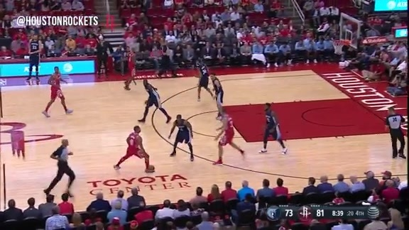 Eric Gordon Dominates With a 27 Point Performance