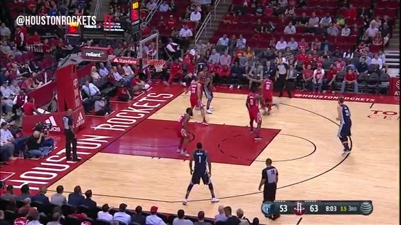 Rockets Fall Short to the Grizzlies
