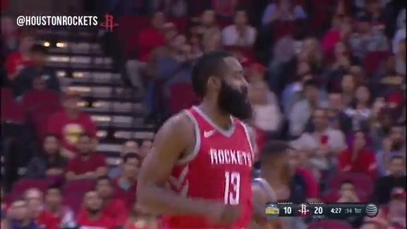 Highlights: James Harden 21 Points