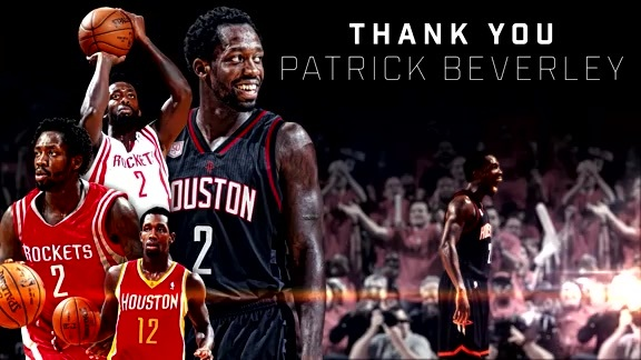 Patrick Beverley Tribute Video
