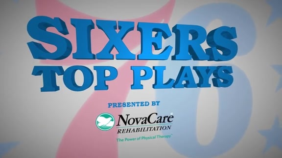Sixers Top Plays: Sixers vs Pacers (11/18)