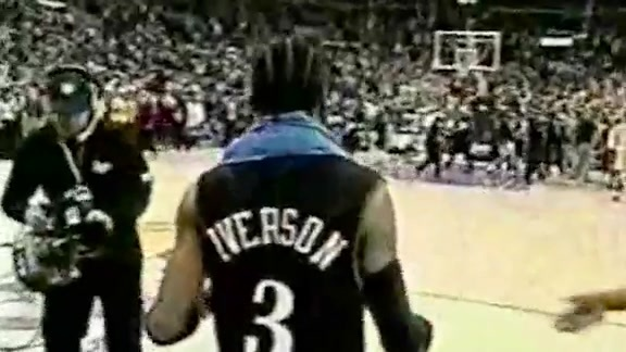 Iverson vs Kobe | #MambaDay