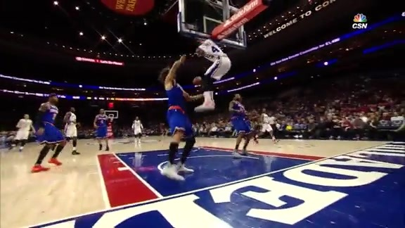 Top Dunks 2015-2016 | Nerlens Noel
