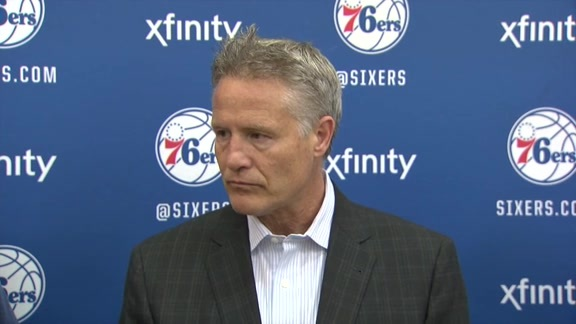 Brett Brown Year End Presser, Part 2