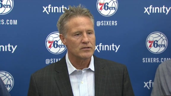 Brett Brown Year End Presser, Part 1