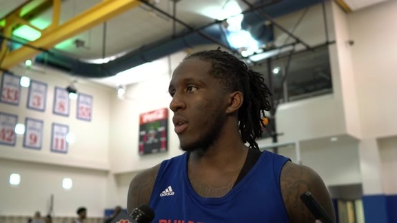 Pre-Draft Workout: Taurean Prince