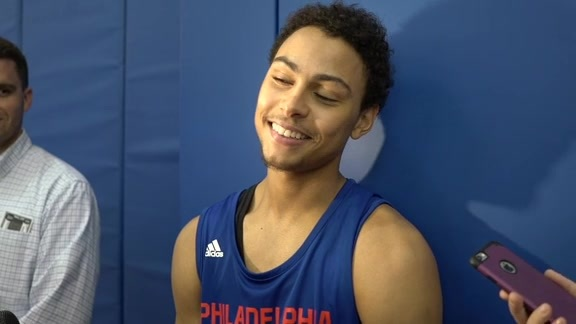 Pre-Draft Workout: Bryn Forbes