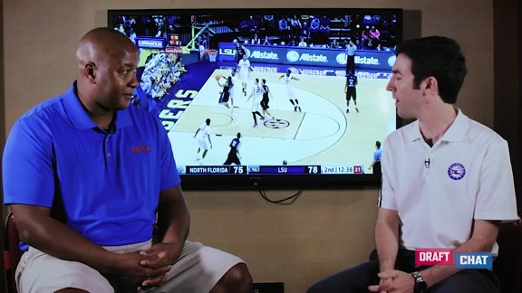 Draft Chat with Eric Snow | Ben Simmons