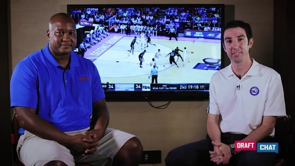 Draft Chat with Eric Snow | Guards