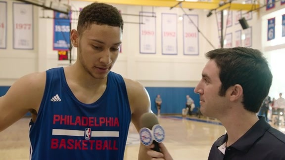 Pre-Draft Workout: Ben Simmons