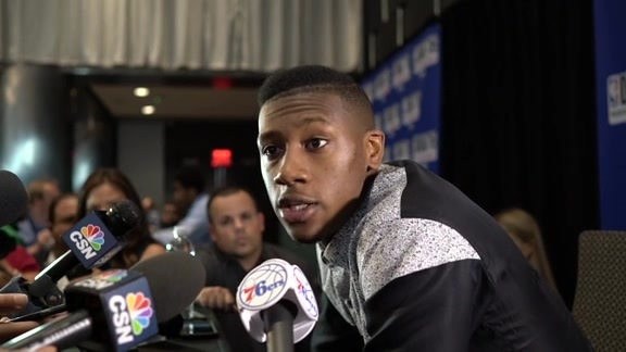 NBA Pre-Draft Media Availability: Kris Dunn